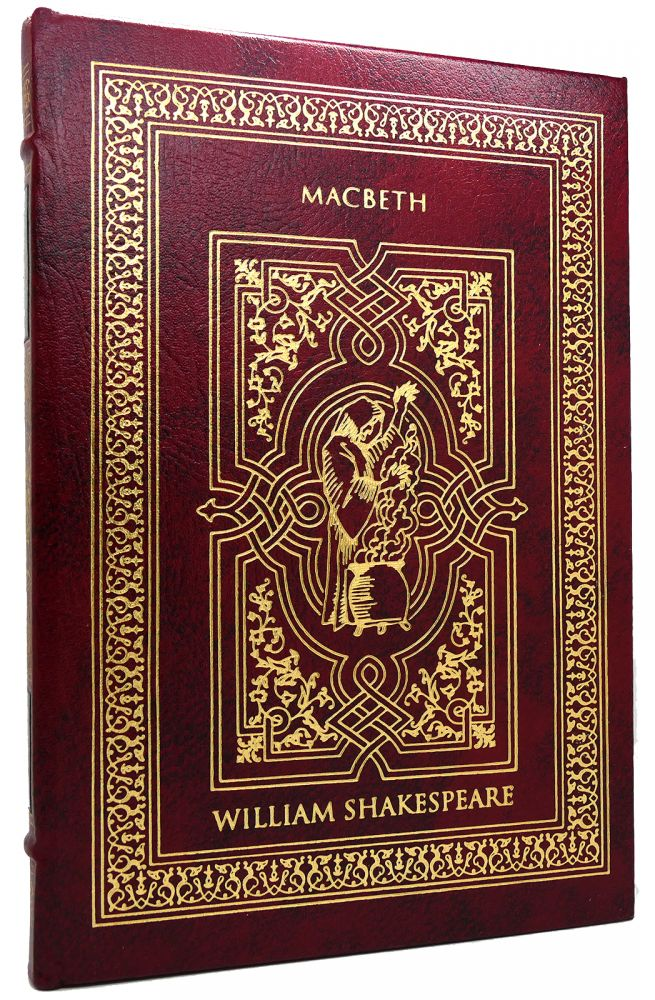 MACBETH Easton Press. William Shakespeare.