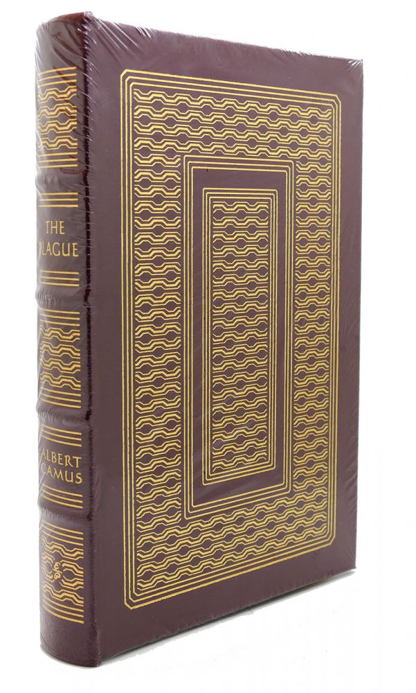 THE PLAGUE Easton Press. Albert Camus.