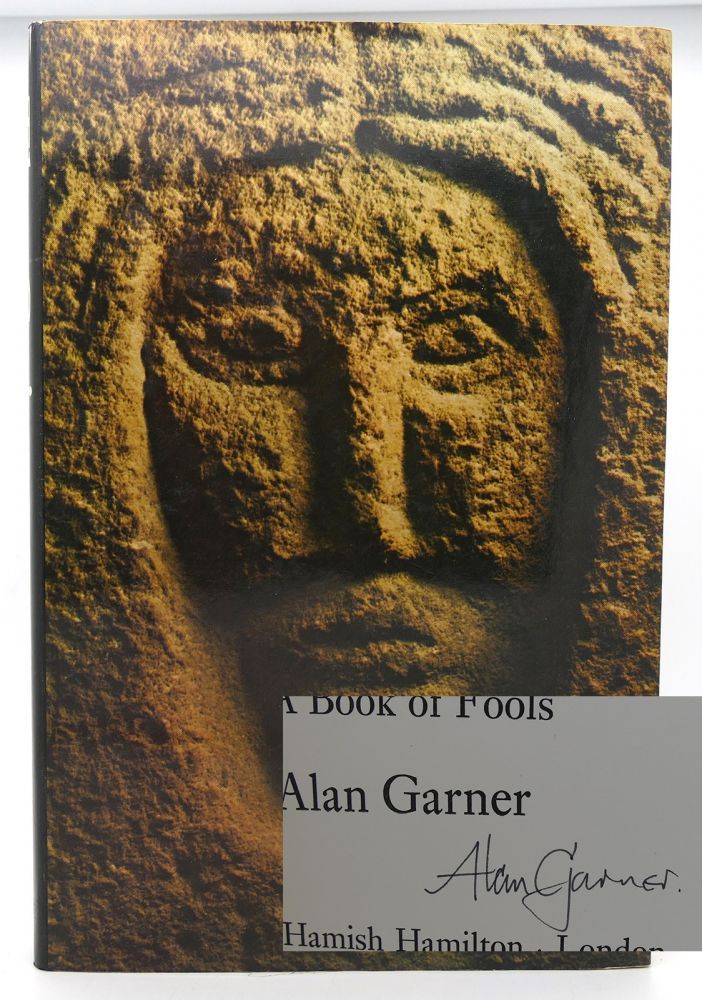 THE GUIZER SIGNED 1st a Book of Fools. Alan Garner.