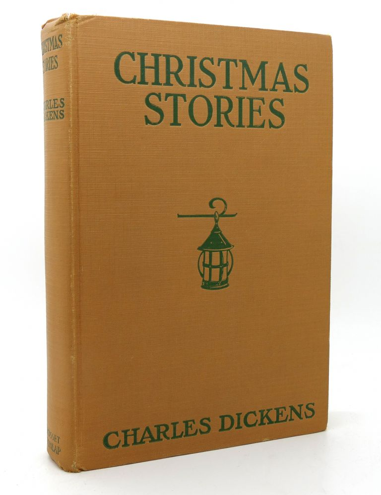 CHRISTMAS STORIES. Charles Dickens.