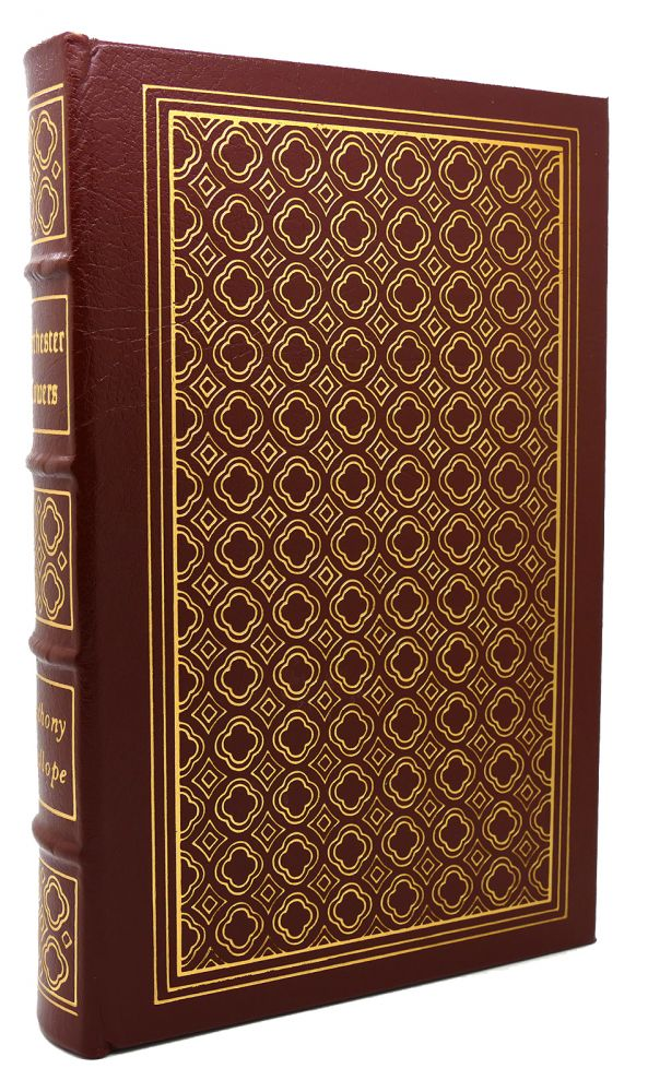 BARCHESTER TOWERS Easton Press. Anthony Trollope.