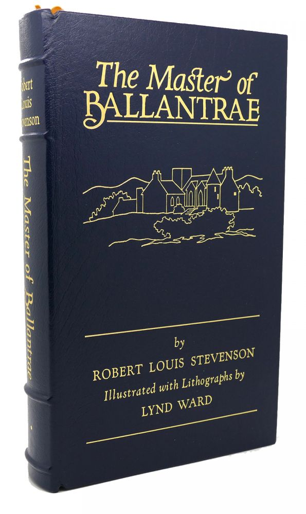 THE MASTER OF BALLANTRAE Easton Press. Robert Louis Stevenson.