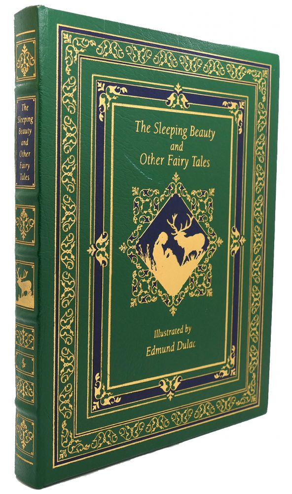 THE SLEEPING BEAUTY AND OTHER FAIRY TALES Easton Press. Sir Arthur Edmund Dulac Quiller-Couch.