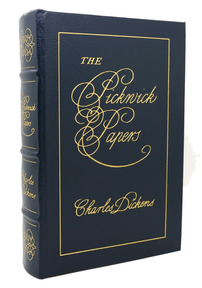 THE PICKWICK PAPERS Easton Press. Charles Dickens.