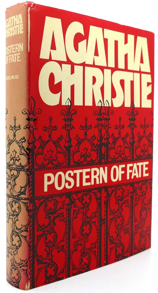 POSTERN OF FATE. Agatha Christie.