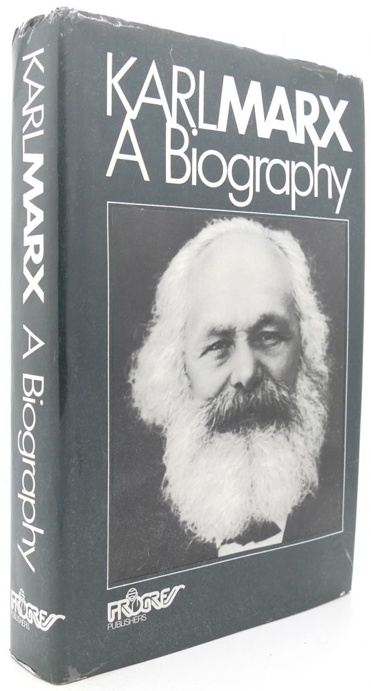 KARL MARX A Biography. P. N. Fedoseyev.