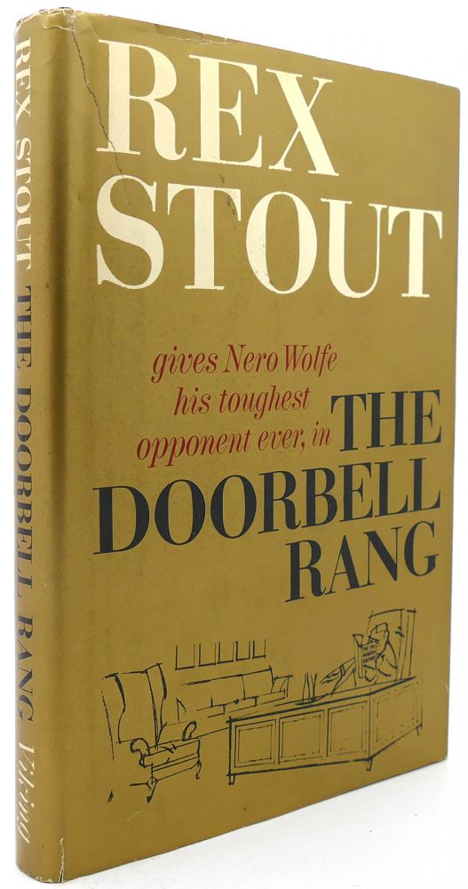 THE DOORBELL RANG. Rex Stout.