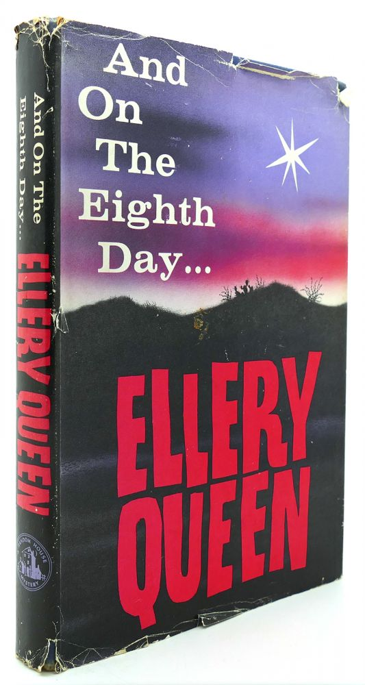 AND ON THE EIGHTH DAY. Ellery Queen.