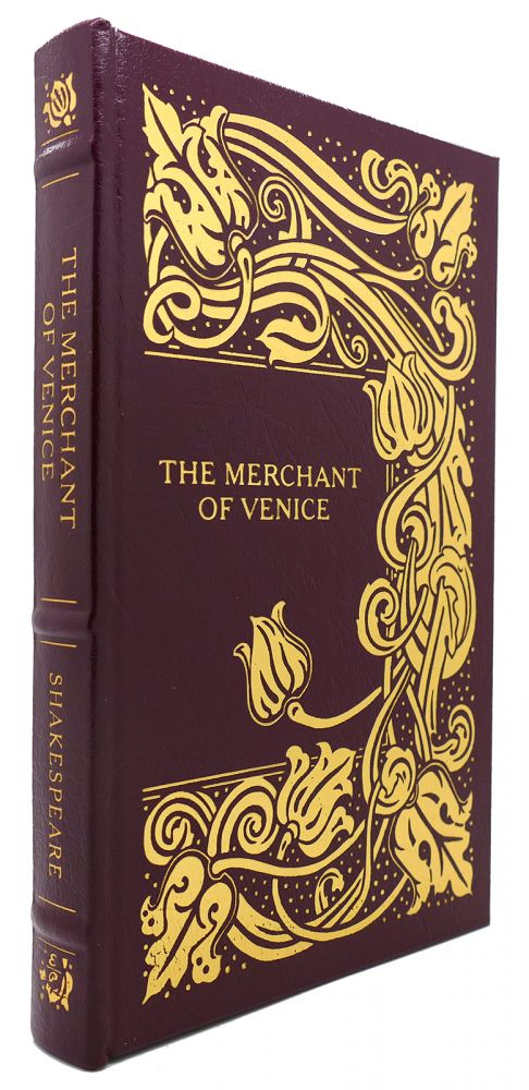 THE MERCHANT OF VENICE Easton Press. William Shakespeare.