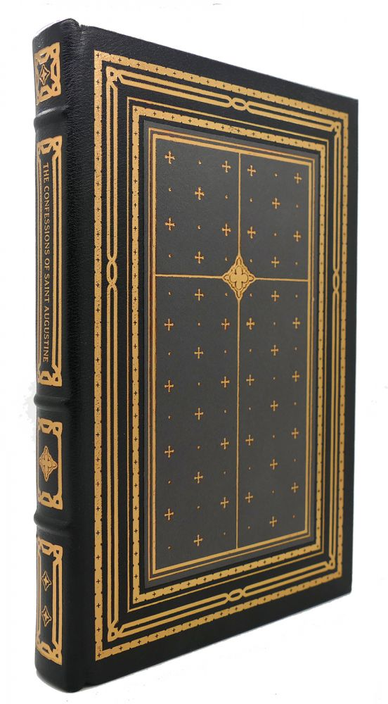 THE CONFESSIONS OF SAINT AUGUSTINE Franklin Library. Edward Bouverie Pusey.