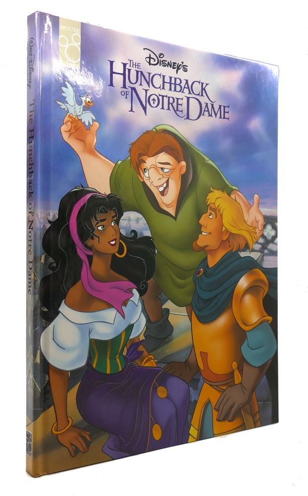 THE HUNCHBACK OF NOTRE DAME. Disney.
