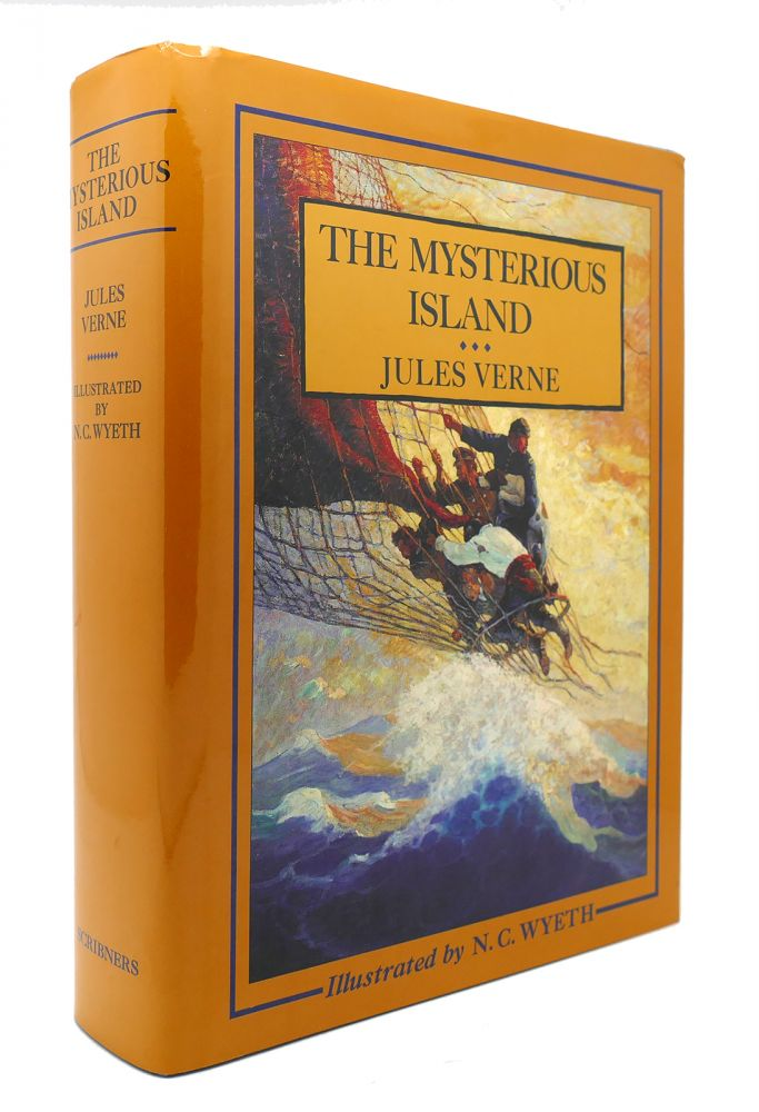 THE MYSTERIOUS ISLAND. Jules Verne.