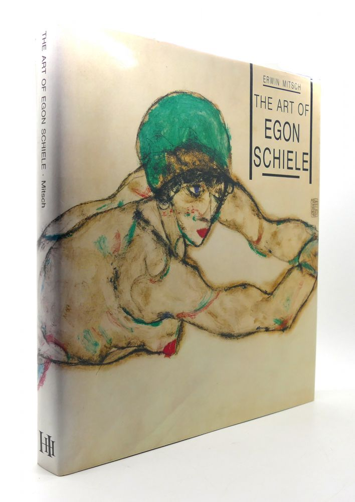 THE ART OF EGON SCHIELE. Erwin Mitsch.