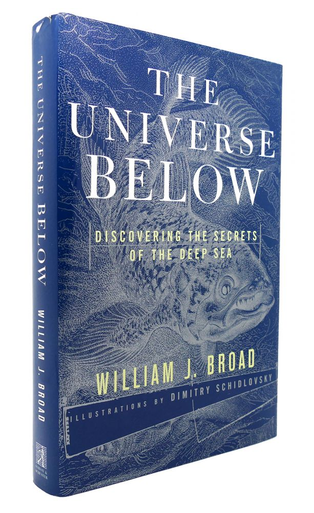 THE UNIVERSE BELOW. William J. Broad.