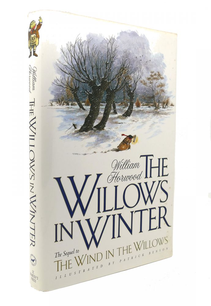 THE WILLOWS IN WINTER. William Horwood, Kenneth Grahame.