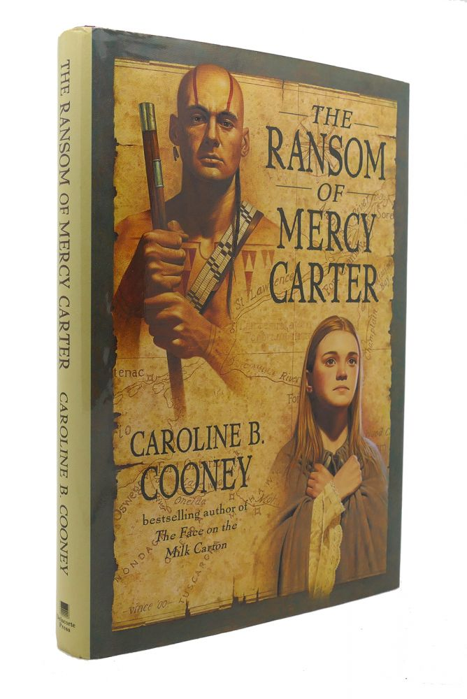 THE RANSOM OF MERCY CARTER. Caroline B. Cooney.