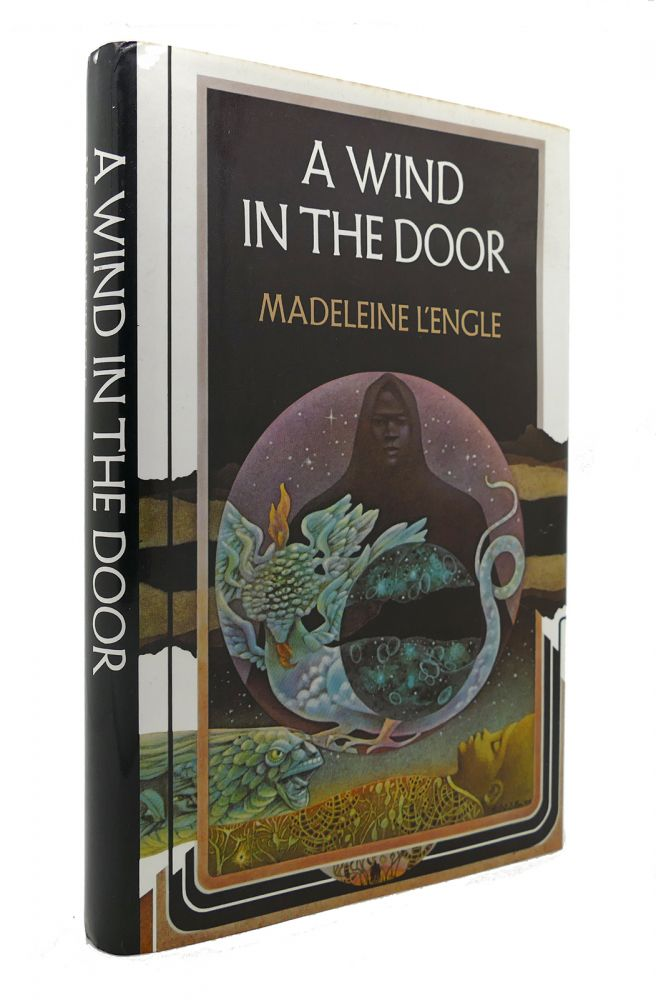 A WIND IN THE DOOR. Madeleine L'Engle.