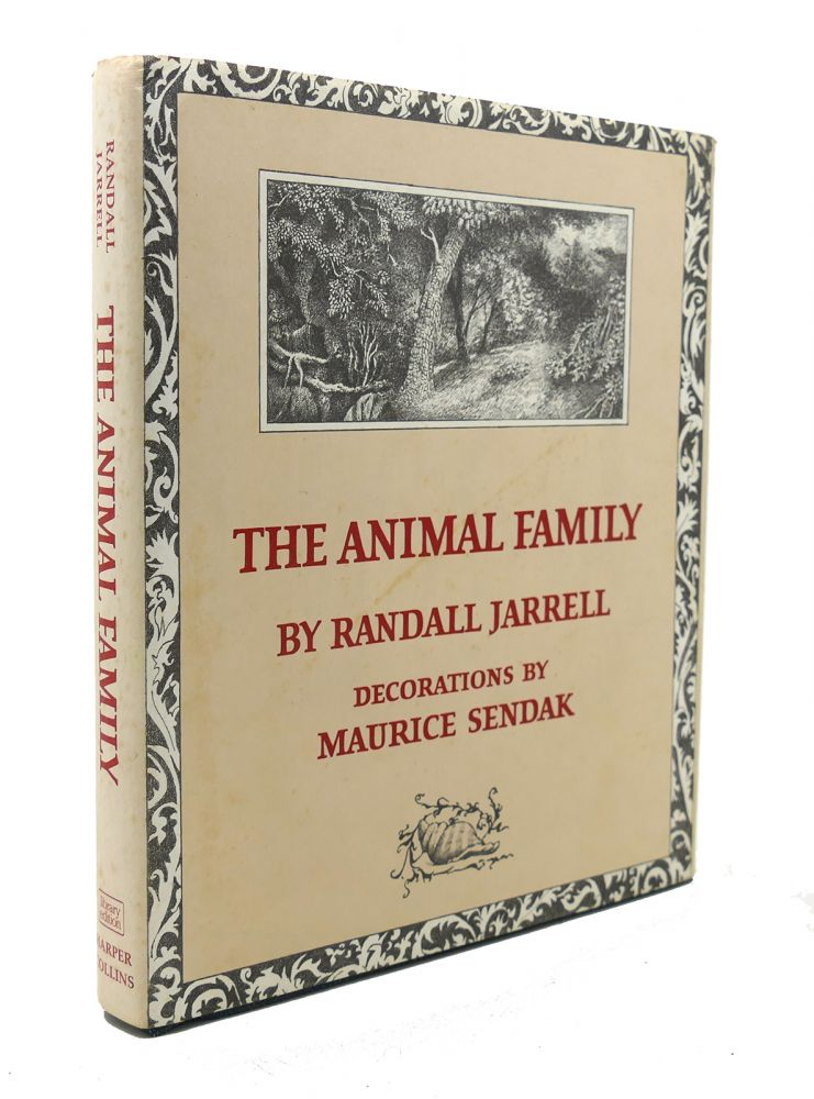 THE ANIMAL FAMILY. Randall Jarrell.