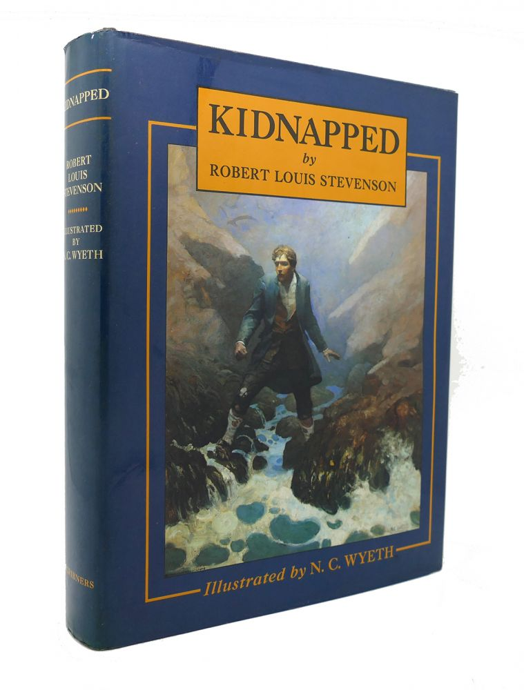 KIDNAPPED. Robert Louis Stevenson.