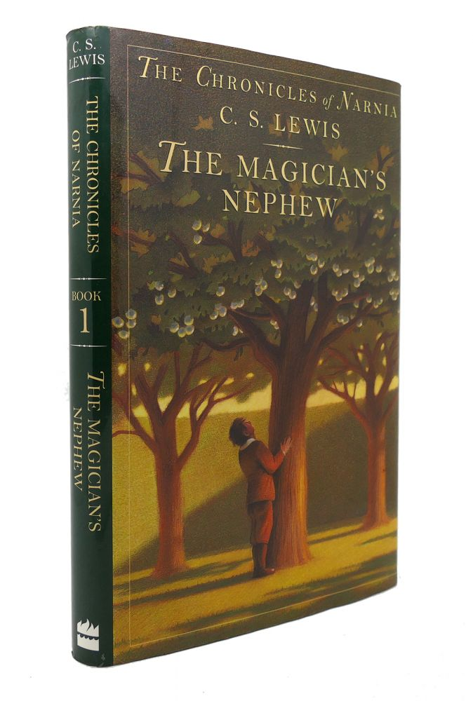 THE MAGICIAN'S NEPHEW (NARNIA). C. S. Lewis.