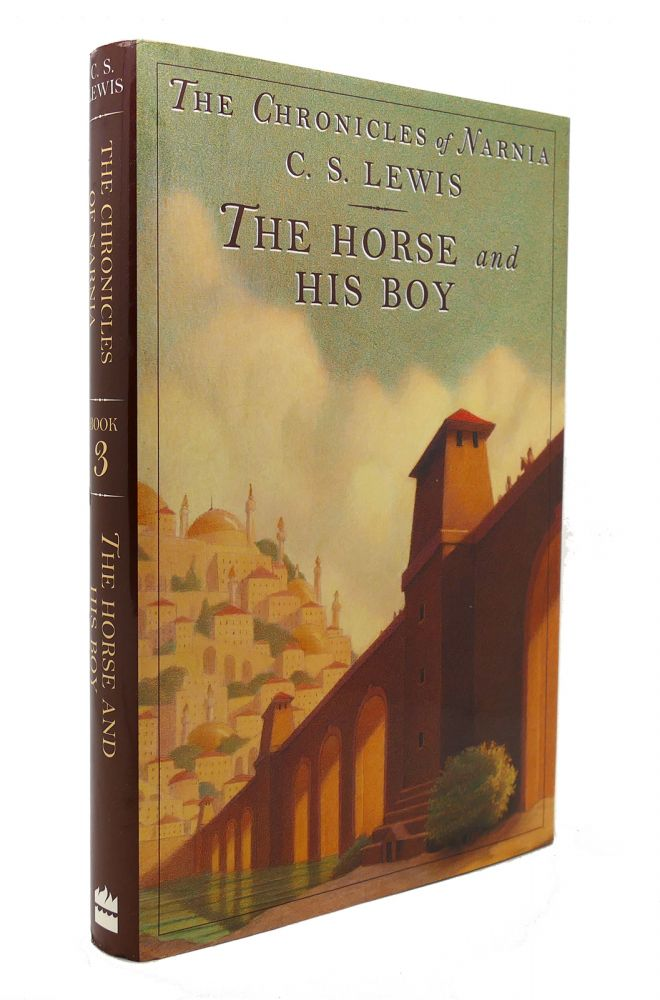 THE HORSE AND HIS BOY. C. S. Lewis.