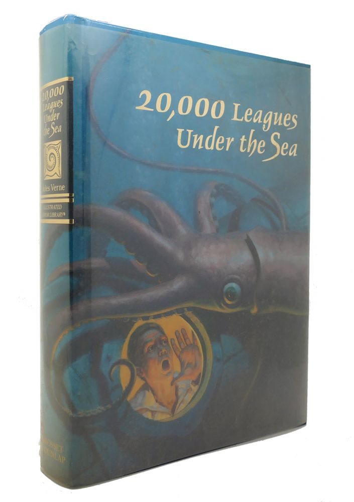 20,000 LEAGUES UNDER THE SEA. Jules Verne.