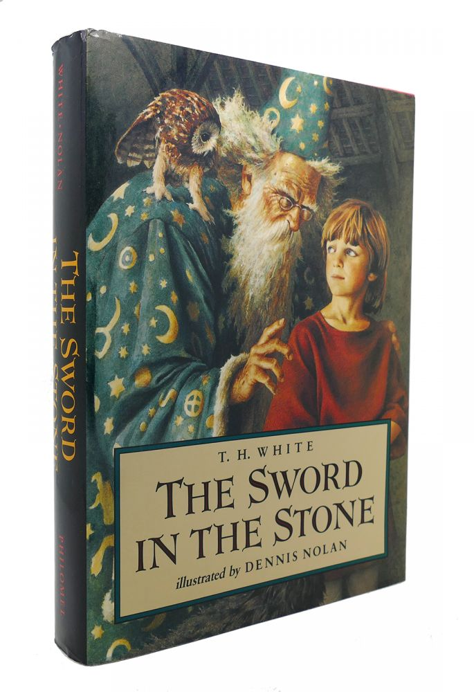 THE SWORD IN THE STONE. Terence Hanbury White.