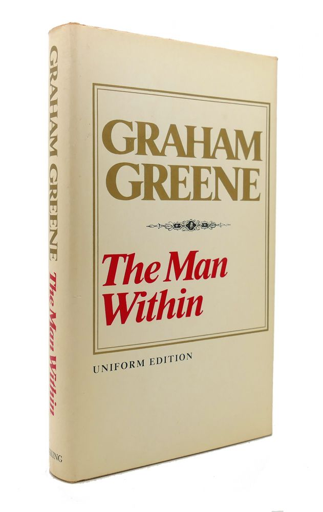 THE MAN WITHIN. Graham Greene.