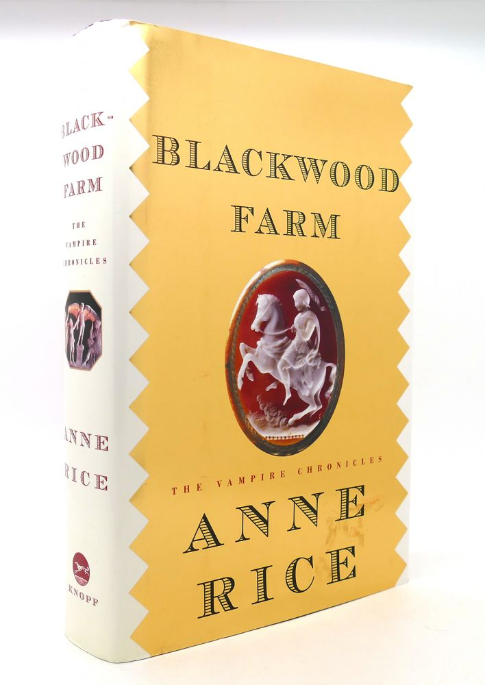 BLACKWOOD FARM. Anne Rice.