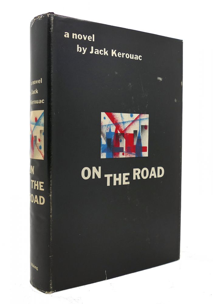 ON THE ROAD 1st Edition 1st Issue. Jack Kerouac.