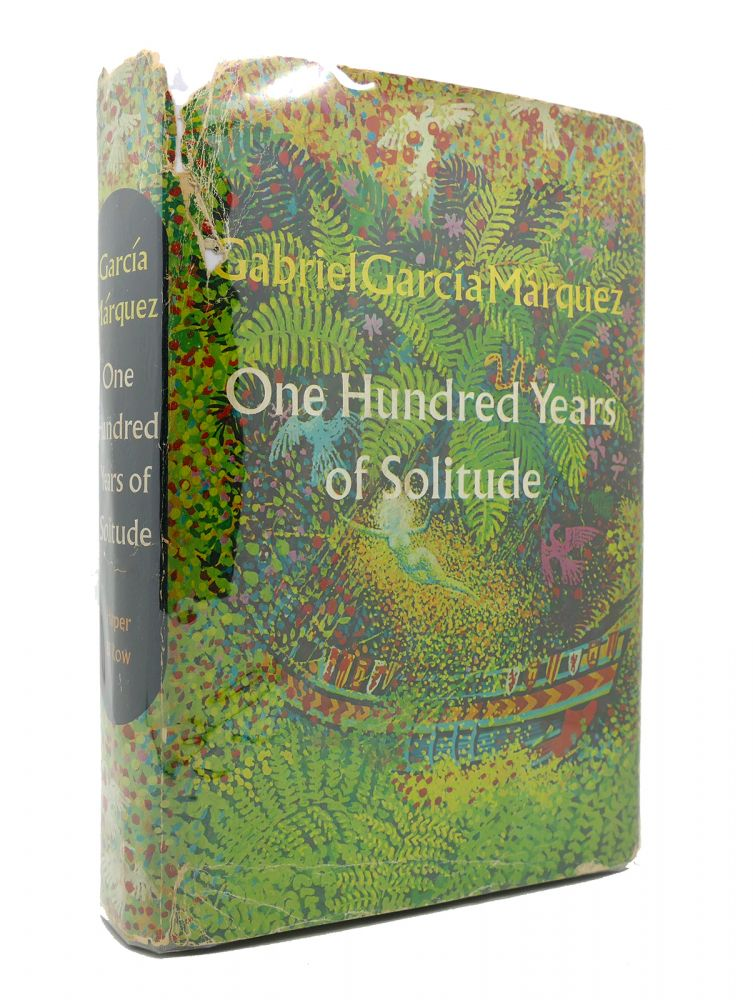 ONE HUNDRED YEARS OF SOLITUDE. Gabriel Garcia Marquez.