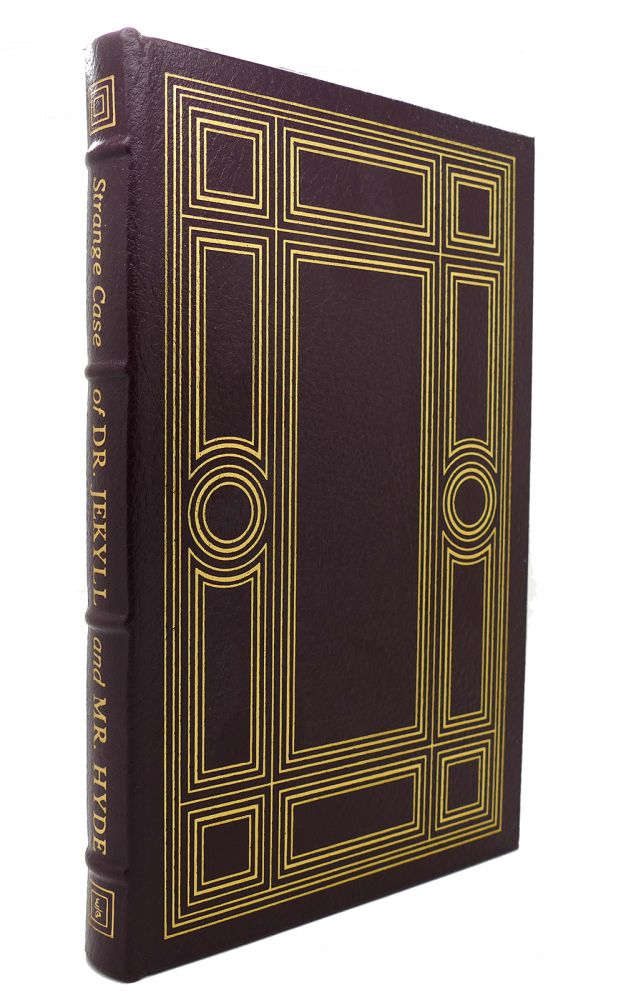 THE STRANGE CASE OF DR. JEKYLL & MR. HYDE Easton Press. Robert Louis Stevenson.