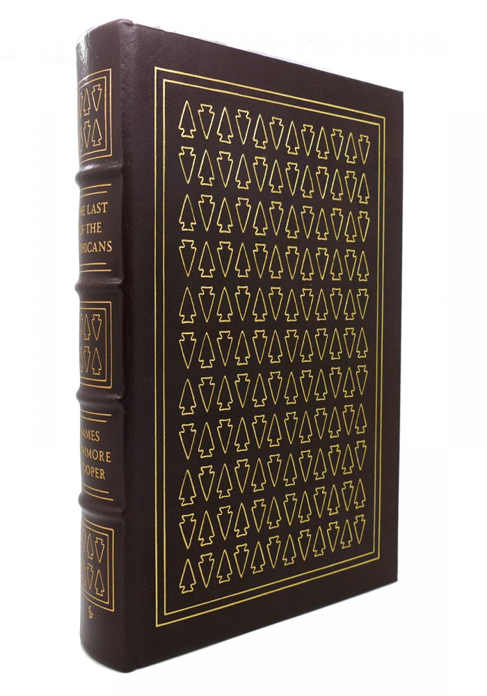 THE LAST OF THE MOHICANS Easton Press. Jame Feinmore Cooper.