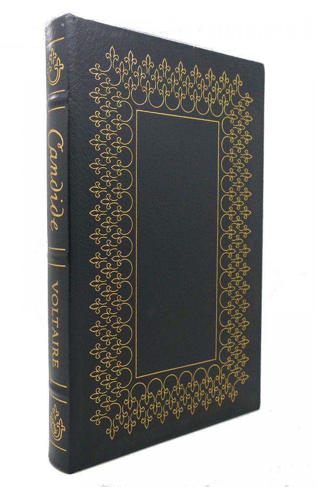 CANDIDE OR OPTIMISM Easton Press. Francois M. Voltaire.