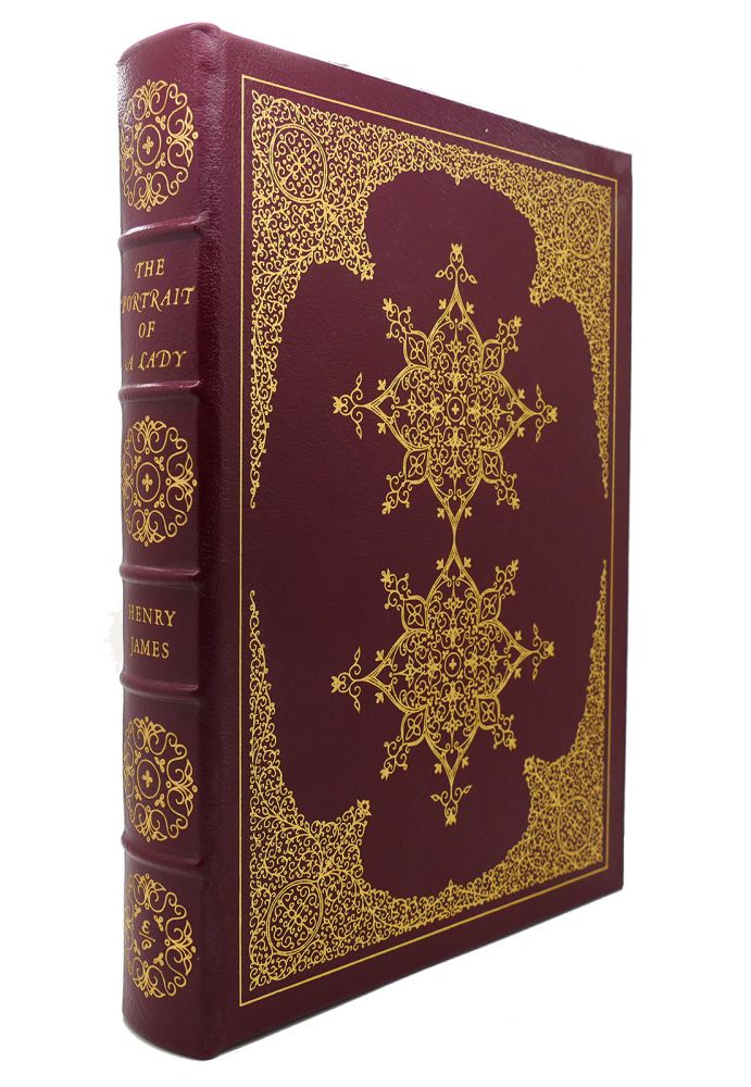 THE PORTRAIT OF A LADY Easton Press. Henry James.