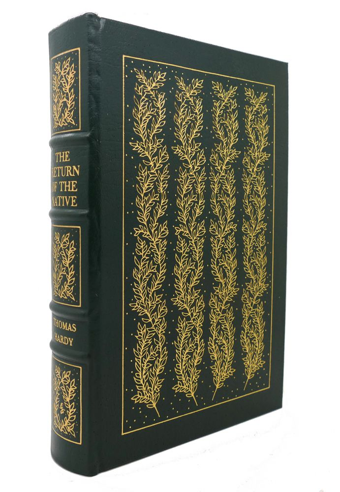 THE RETURN OF THE NATIVE Easton Press. Thomas Hardy.