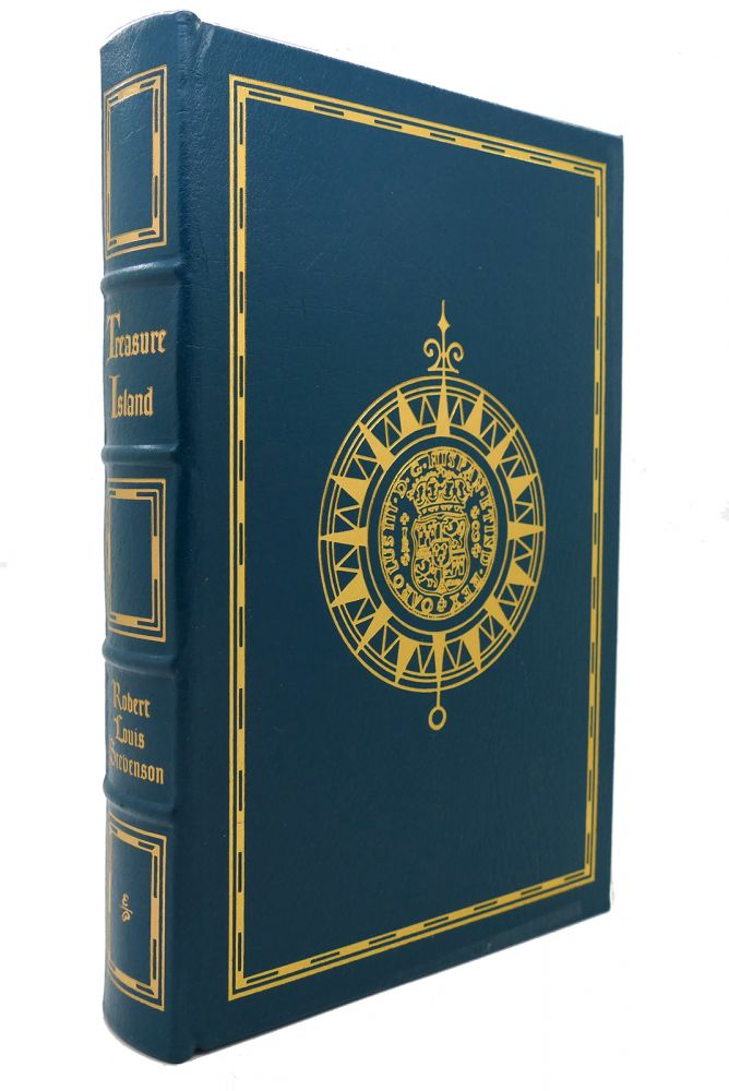 TREASURE ISLAND Easton Press. Robert Louis Stevenson, Alanna Knight.