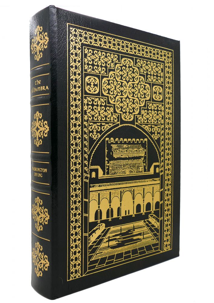 THE ALHAMBRA Easton Press. Washington Irving.