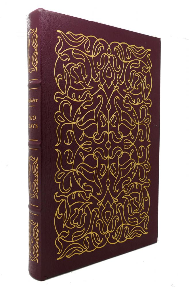 TWO PLAYS Easton Press. Moliere.