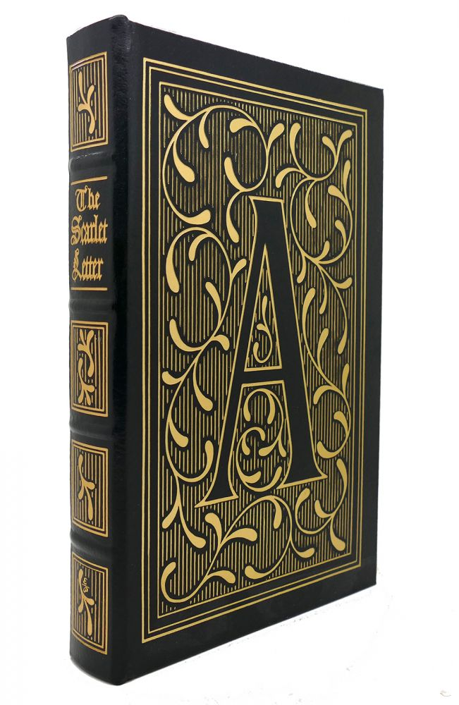 THE SCARLET LETTER Easton Press. Nathaniel Hawthorne.