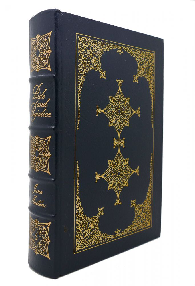 PRIDE AND PREJUDICE Easton Press. Jane Austen.