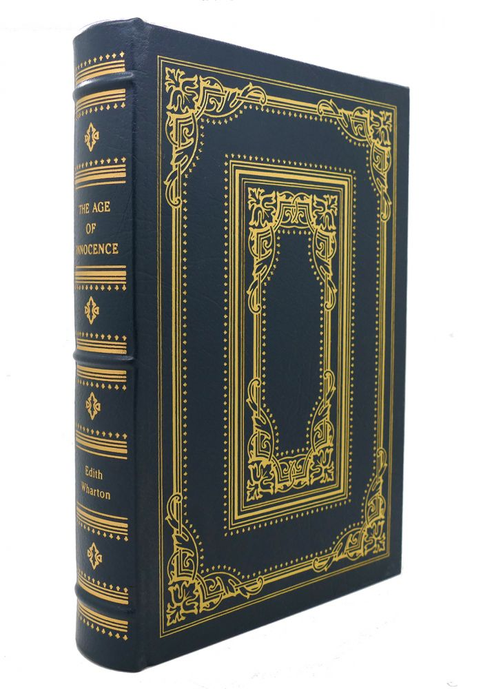 THE AGE OF INNOCENCE Easton Press. Edith Wharton.