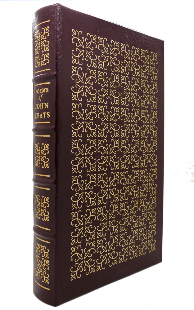 THE POEMS OF JOHN KEATS Easton Press. John Keats.