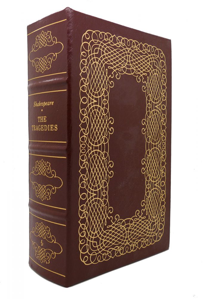 THE TRAGEDIES OF SHAKESPEARE Easton Press. William Shakespeare.