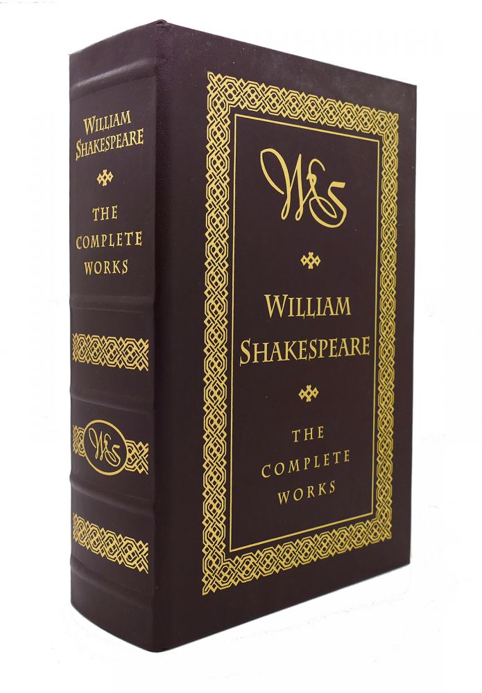 WILLIAM SHAKESPEARE Complete Works. William Shakespeare.