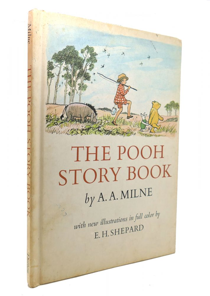 THE POOH STORY BOOK. A. A. Milne.