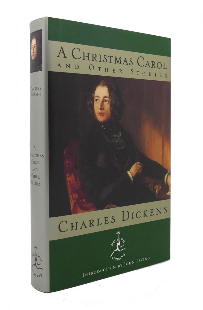 A CHRISTMAS CAROL AND OTHER STORIES. Charles Dickens.