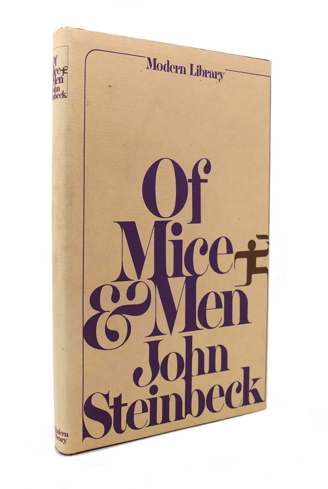OF MICE & MEN. John Steinbeck.