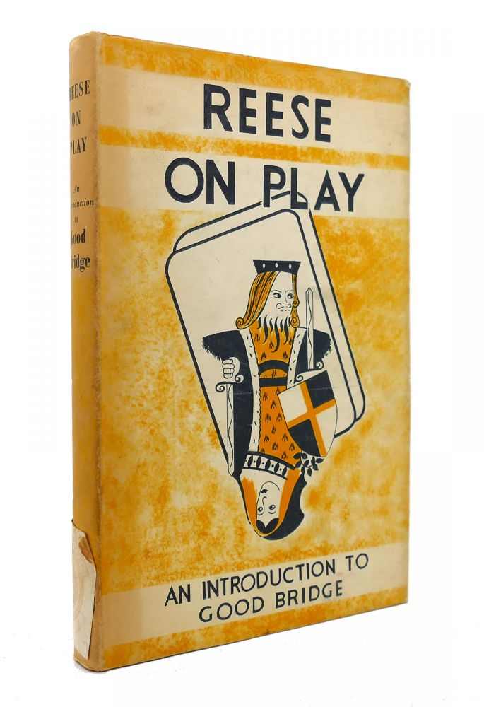 REESE ON PLAY. Terence Reese.