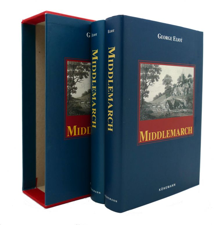 MIDDLEMARCH (2 VOLUME SET). George Eliot.